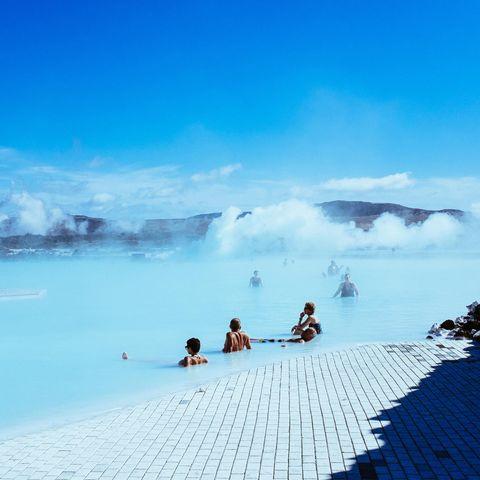 Sky, Mountain, Cloud, Sea, Ocean, Snow, Vacation, Tourism, Glacier, Ice,