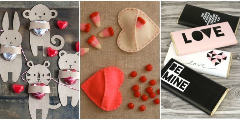 20 DIY Valentine's Day Gifts - Homemade Gift Ideas for Valentines ...
