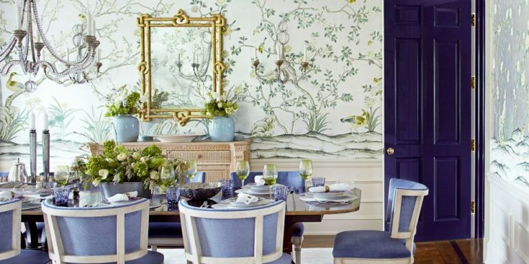 The Weird Reason Your Dining Room Could Use A Mirror