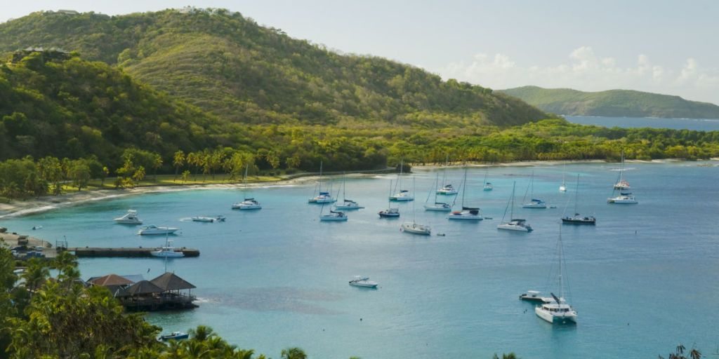 Tour The Private Island Of Mustique Once David Bowie S