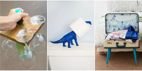 """17 DIY Projects That Will Make You Say """"Why Didn't I Think of That?"""""""