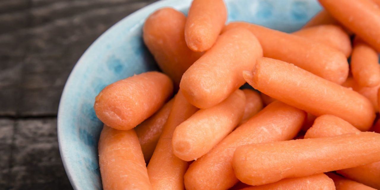 The Truth About the Baby Carrots on Your Crudité Platter