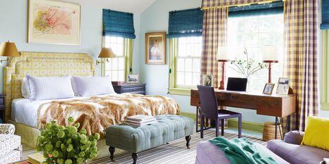 jeffrey bilhuber bedroom
