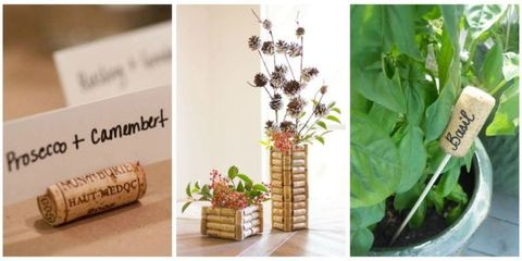 21 Lovely Ways to Repurpose Your Wine Corks