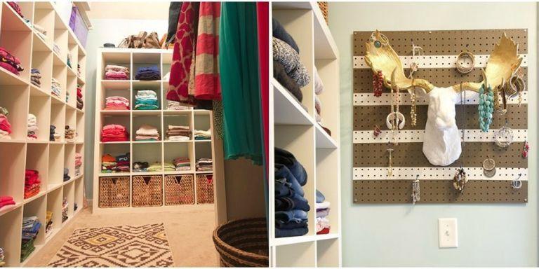 image & The Handmade Home\u0027s Family Closet - How to Create a Family Closet