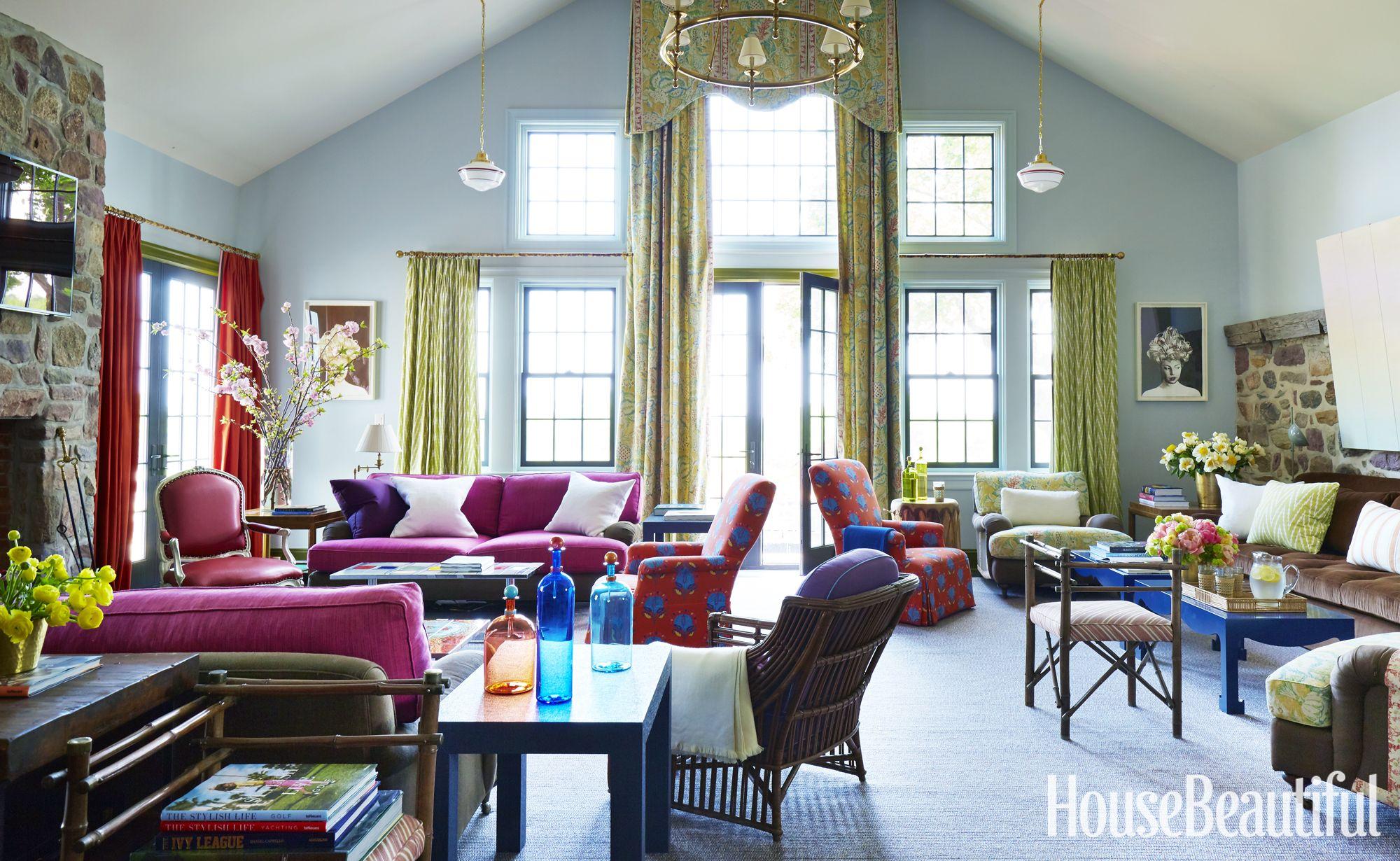 145+ Best Living Room Decorating Ideas & Designs - HouseBeautiful.com