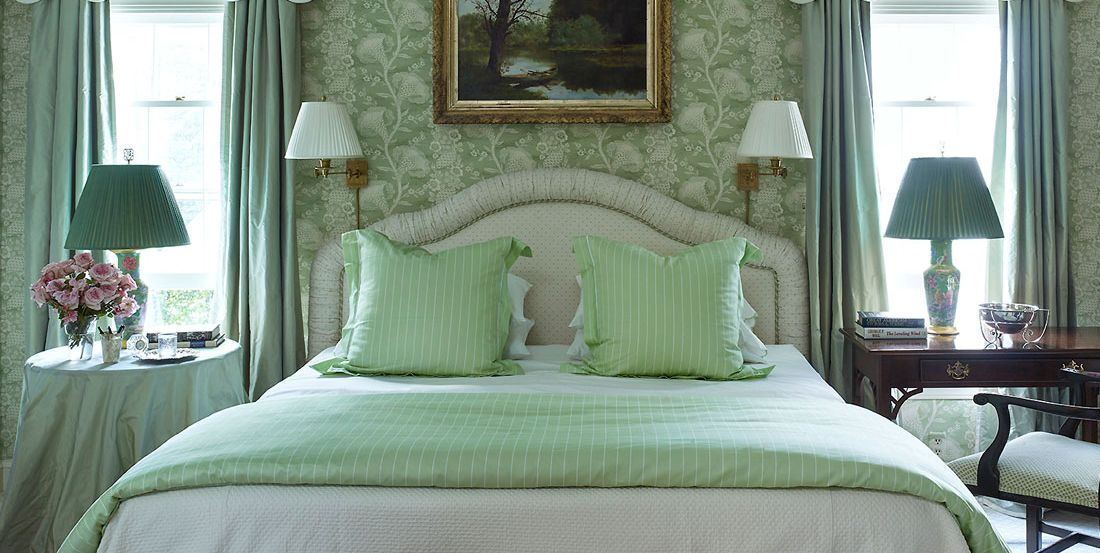 Best Decor Ideas For Green Bedroom