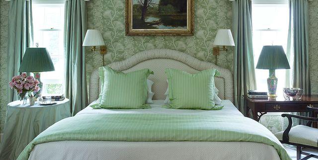 bedroom colors green.  17 Dreamy Green Bedrooms Paint Bedroom Ideas