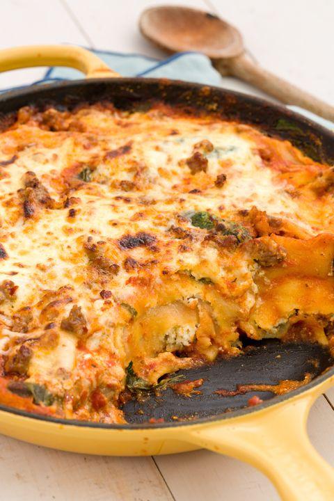 Food, Cuisine, Ingredient, Dish, Serveware, Recipe, Casserole, Lasagne, Comfort food, Gratin,