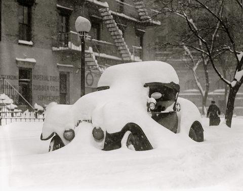 Knickerbocker Storm, 1922