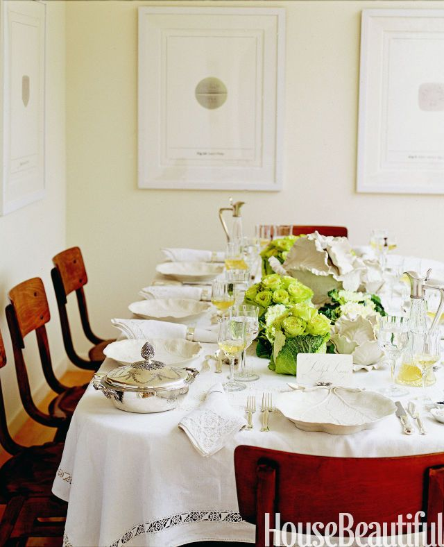 19 Valentine\'s Day Table Decorations - Romantic Tablescape Ideas ...
