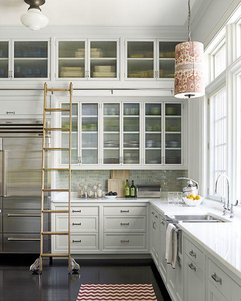 6 Creative Small Kitchen Design Ideas: 24 Unique Kitchen Storage Ideas