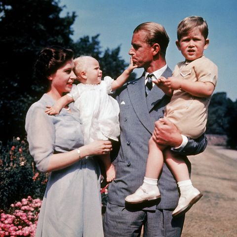 The british royal family through the years photos of the british getty images publicscrutiny Choice Image