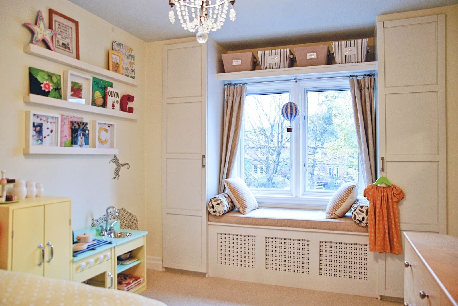 5 Clever Built-Ins Starring IKEA Shelves