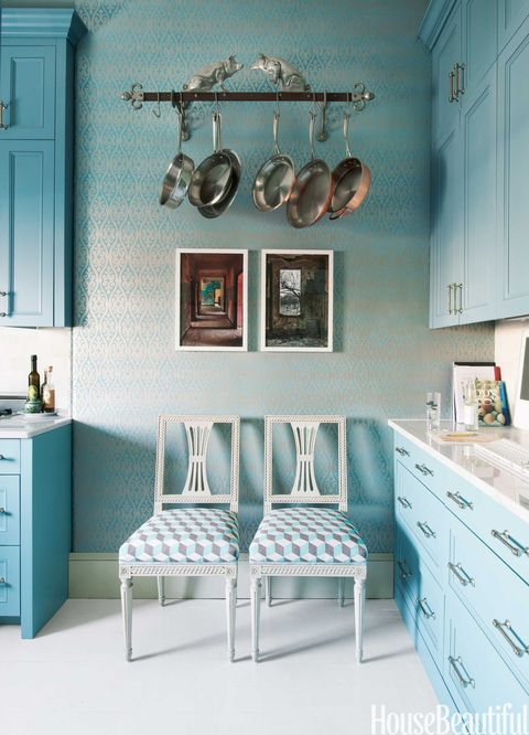 Blue, Room, Interior design, Green, Drawer, Wall, Furniture, White, Teal, Turquoise,
