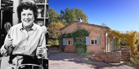 Update: You Can Now Rent Julia Child's French Country Getaway