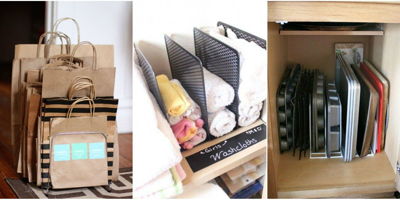 8 Genius Ways to Use File Organizers All Over Your House