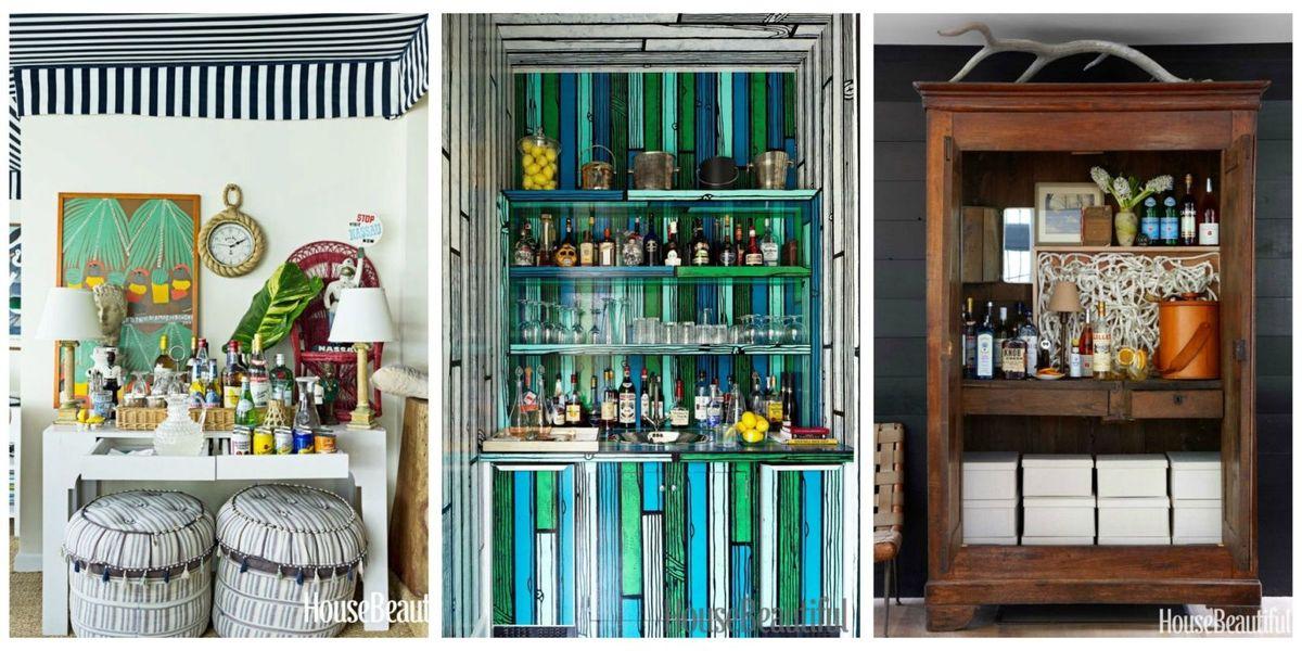 30+ Home Bar Design Ideas - Furniture for Home Bars
