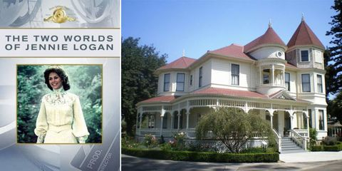 Columbia Broadcasting System Camarillo Ranch If You Ve Watched The Two Worlds Of Jennie Logan