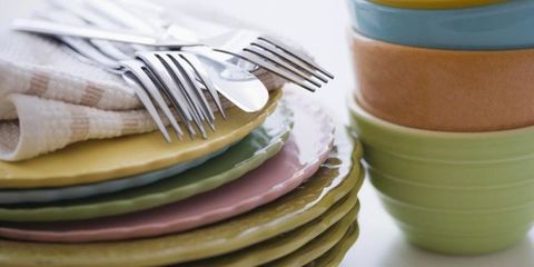What Your Style of Dishware Says About You