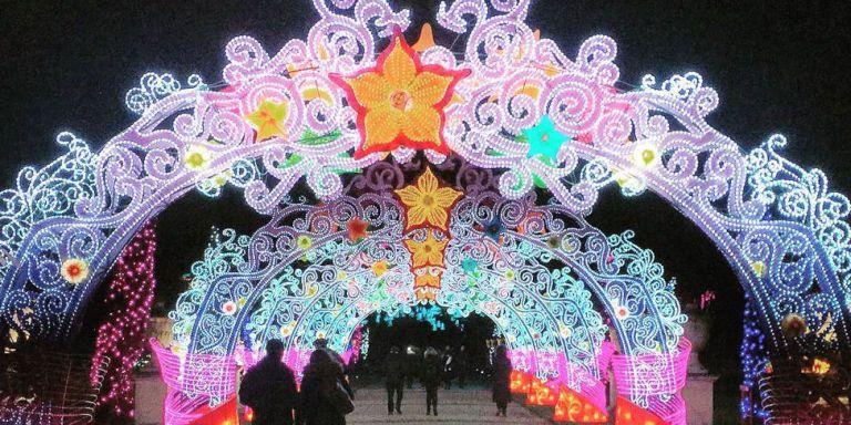 Magical Lantern Festival in London - London Lantern ...