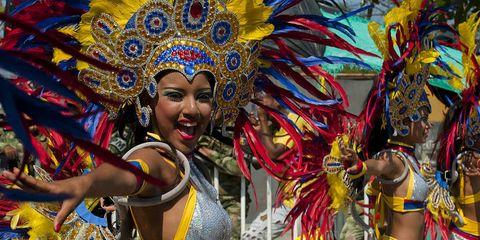 Carnival in Columbia