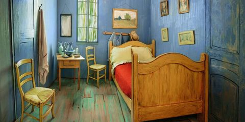 You Can Now Spend the Night Inside of a Van Gogh Painting