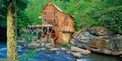 25 of the Most Beautiful Old Mills in America
