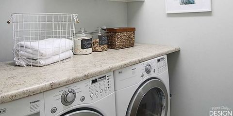 5 Steps to Creating Your Dream Laundry Room on a Budget