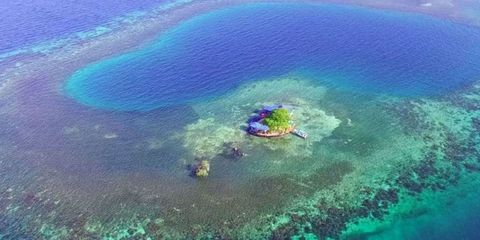 You Can Rent This Private Island in Belize for Just $350 Per Night