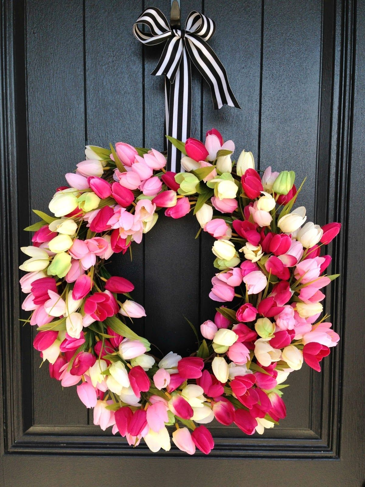 45 Beautiful Easter Decoration Ideas Easter Wreaths