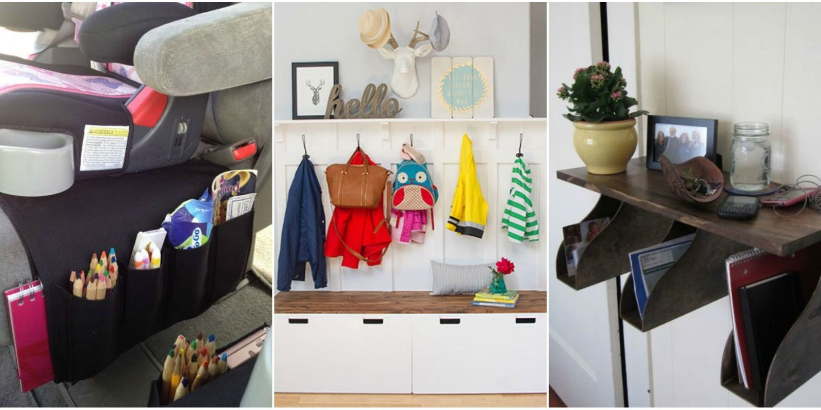 Even Though Most Homes Have A Few Key Trouble Spots (hello, Messy Closet),  Itu0027s Safe To Say Every Room Could Benefit From Some Extra Organization.