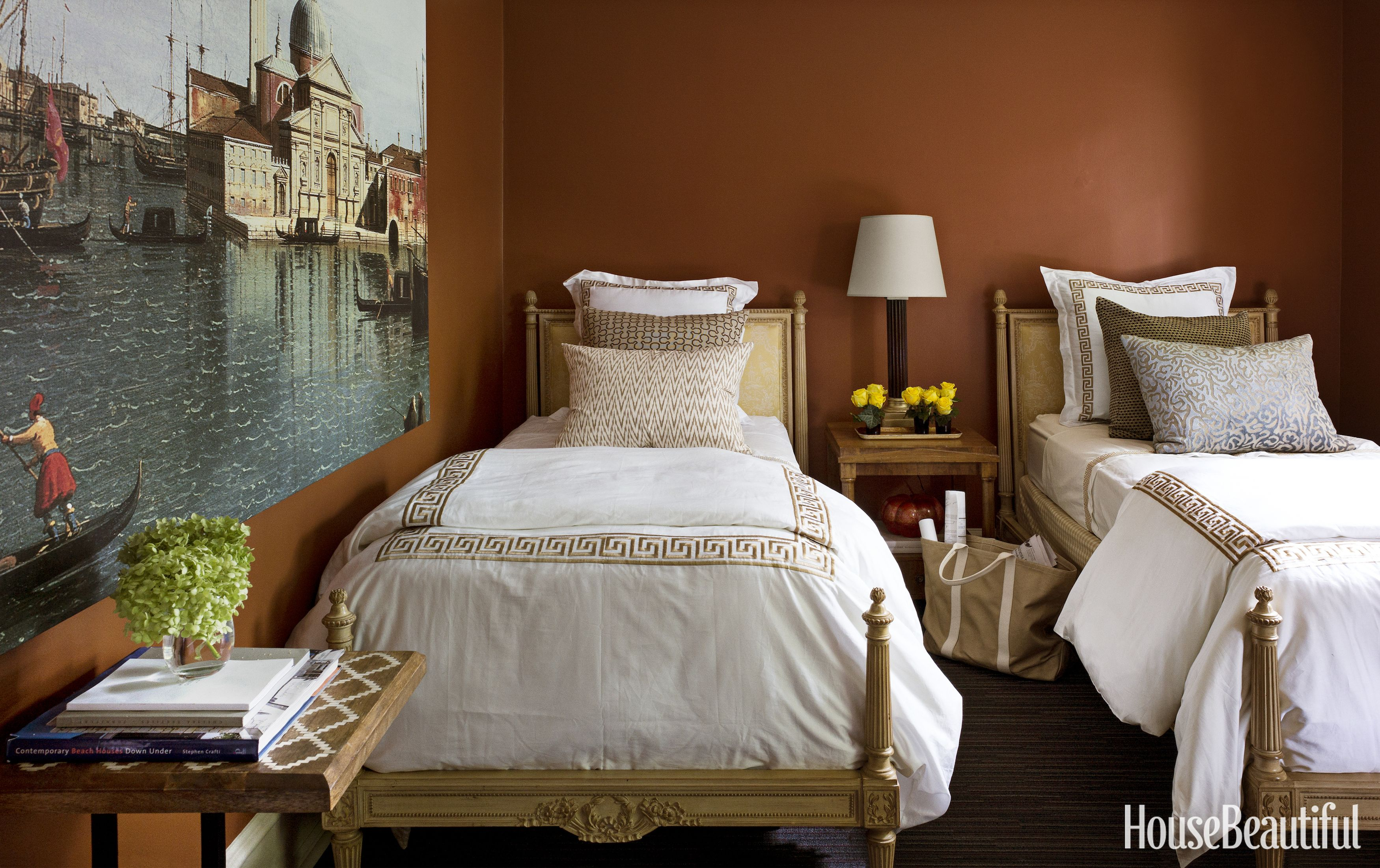 8 Brown Paint Colors That Look Incredibly Rich