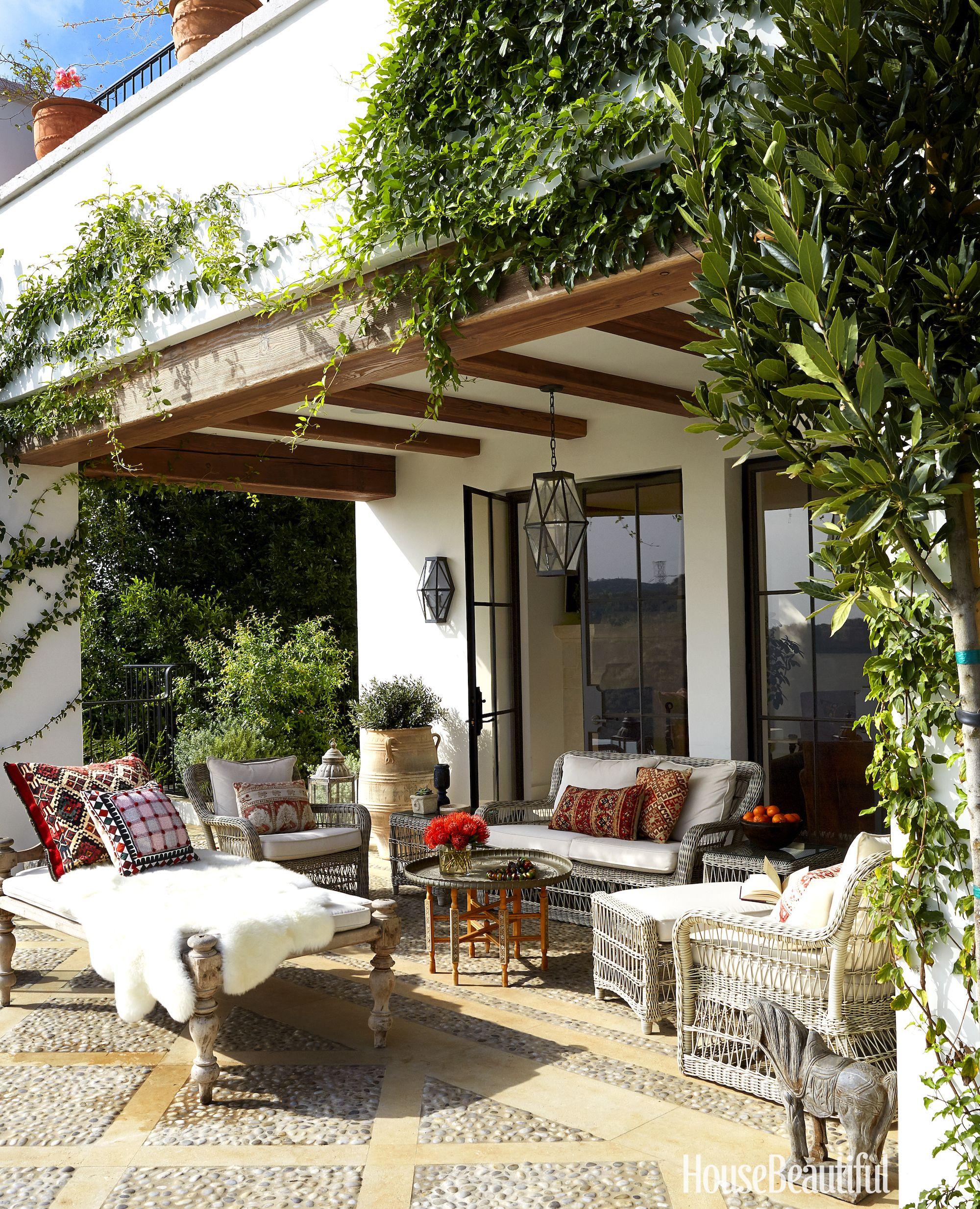40 best patio ideas for 2019 stylish outdoor patio design ideas rh housebeautiful com outdoor patio ideas with stone outdoor patio ideas diy