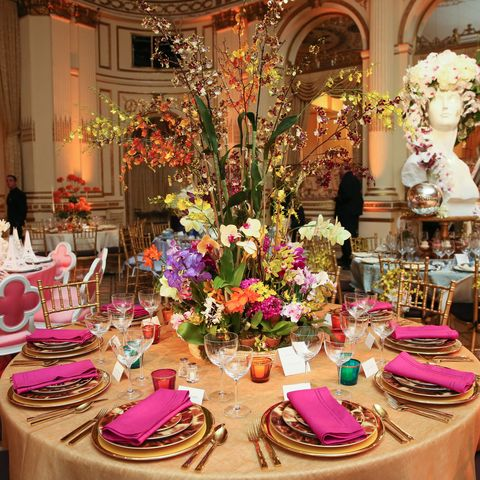 Orchid Dinner
