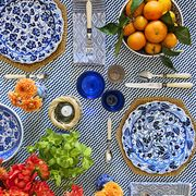 Mark D. Sikes Tablescape