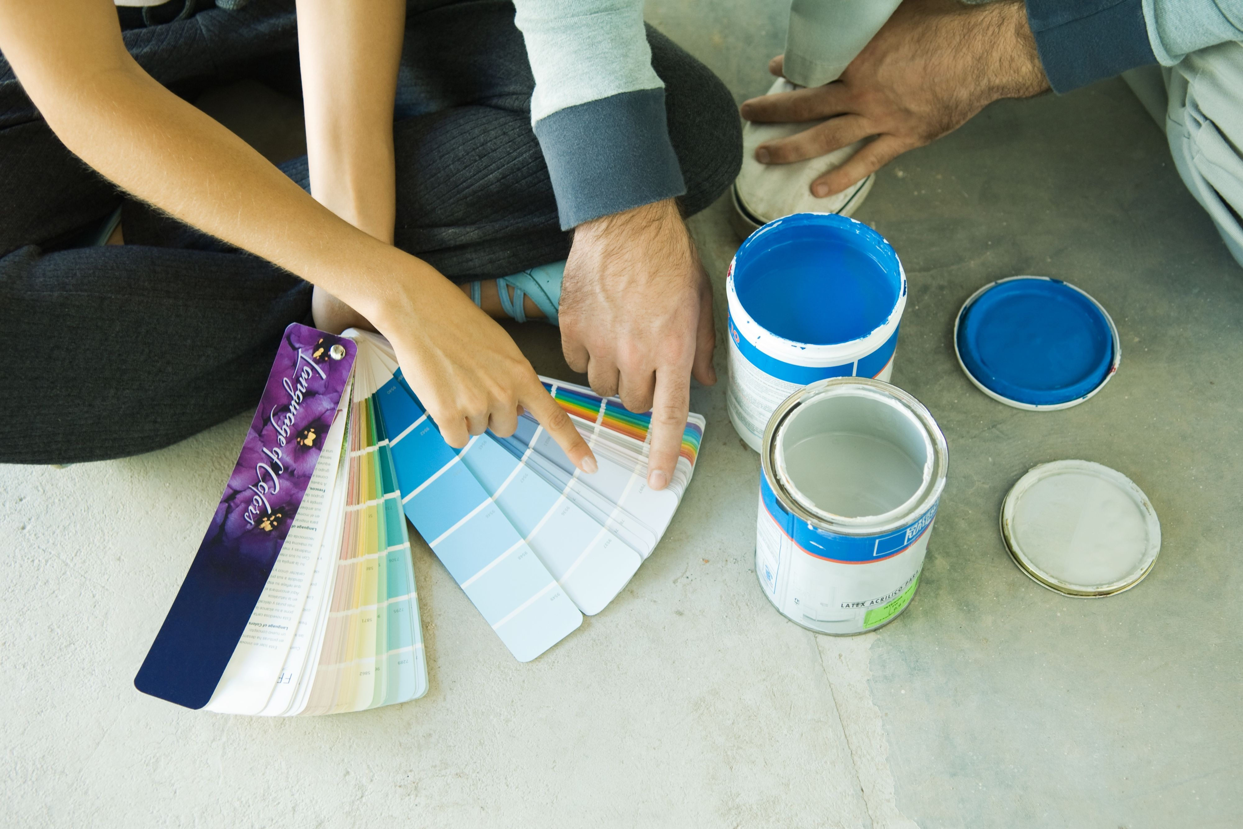 14 Paint Colors That Make Your Small Space Feel Bigger