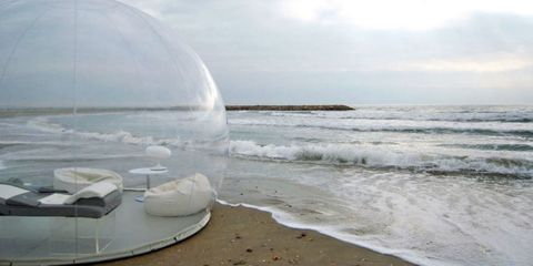 This Clever Bubble Tent Lets You Enjoy Nature's Best Views