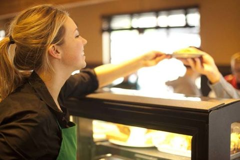 The Note One Starbucks Employee Handed a Deaf Man Will Melt Your Heart