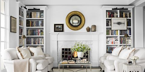 Room, Interior design, Living room, Green, Home, Floor, Wall, Furniture, White, Shelving,