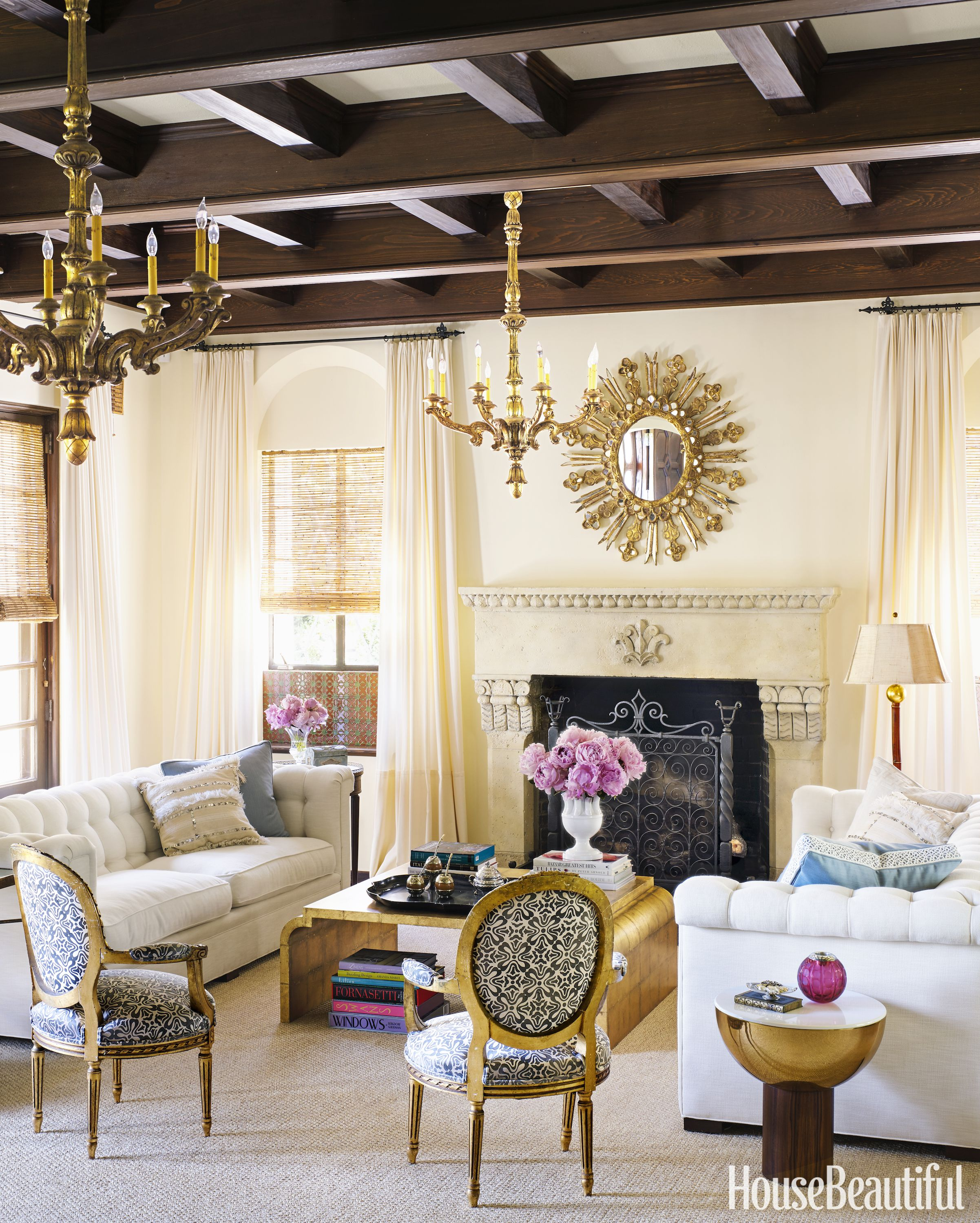70 Living Room Decorating Ideas You'll Want To Steal ASAP