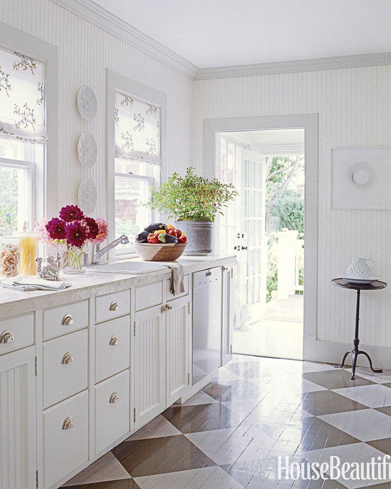 10 white kitchen design ideas  decorating white kitchens