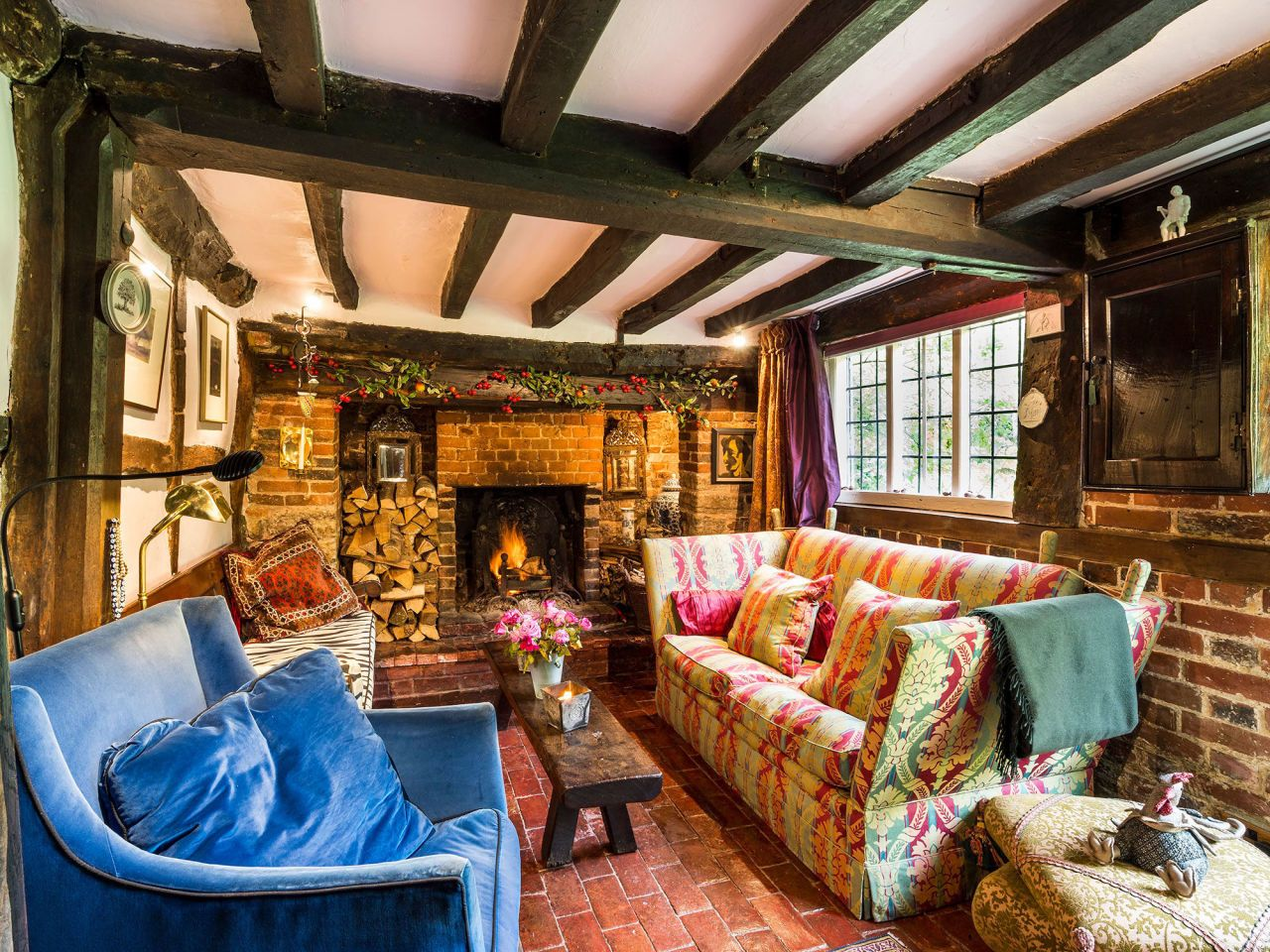 Can You Imagine Owning This Idyllic 16th Century Cottage?
