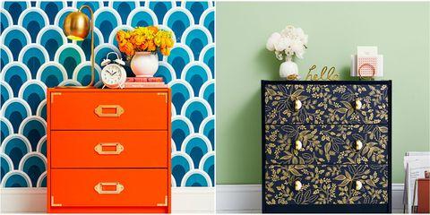10 Ways to Make Over Your Favorite IKEA Dresser