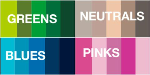 New Pantone Colors