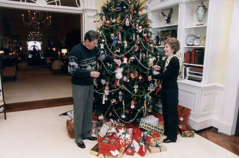 Reagan White House Christmas