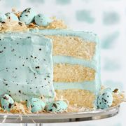malted coconut cake