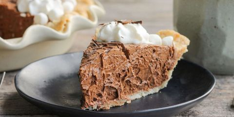 This Hot Chocolate French Silk Pie Is the Most Irresistible Thing on the Internet