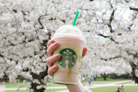 Starbucks Just Released a Brand-New Frappuccino Flavor