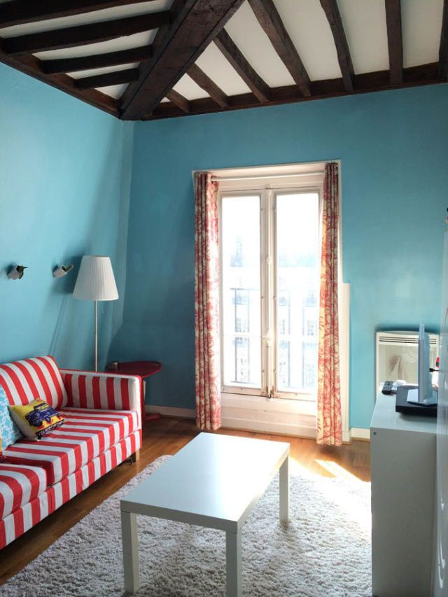 A Paris Apartment Makeover That Will Take Your Breath Away